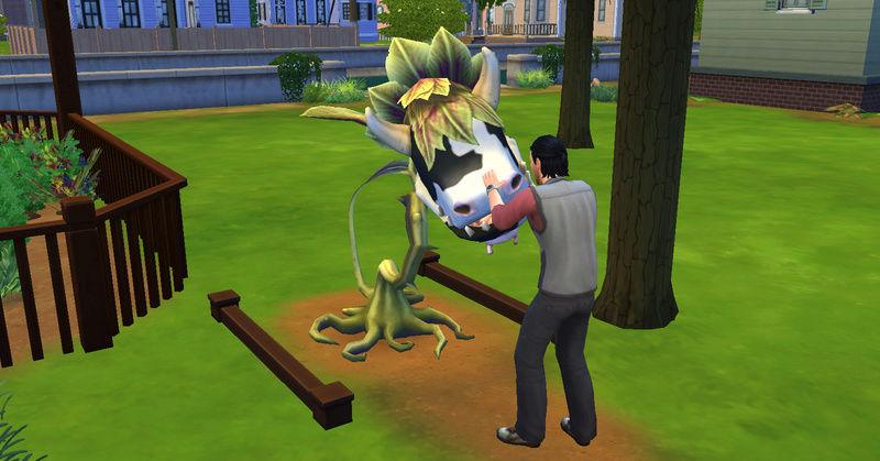 [Abandon] Challenge Jardin-Ecolo-Sims : Les Laterre ! 25-10-10