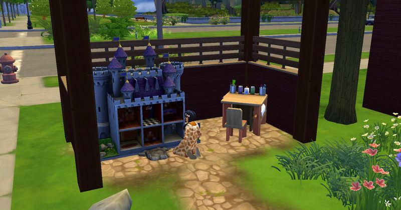 [Abandon] Challenge Jardin-Ecolo-Sims : Les Laterre ! 30-10-10