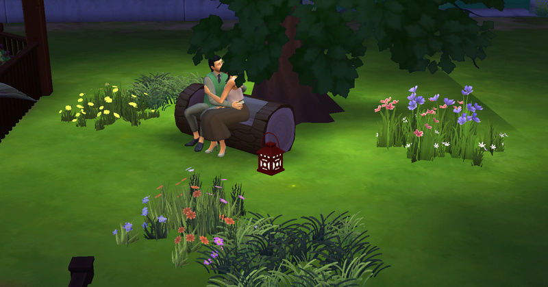 [Abandon] Challenge Jardin-Ecolo-Sims : Les Laterre ! 30-10-12