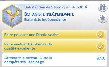[Abandon] Challenge Jardin-Ecolo-Sims : Les Laterre ! J110