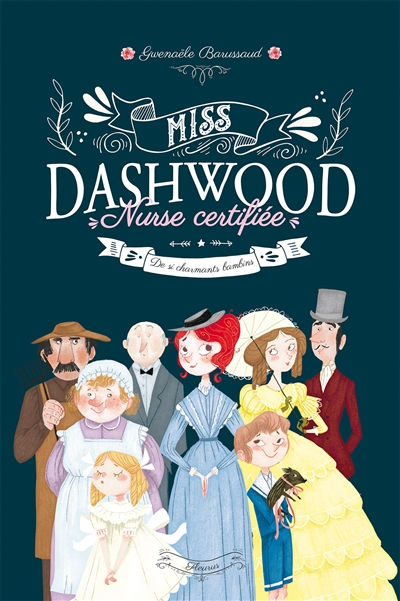Miss Dashwood nurse certifiée de Gwenaele Barussaud Gwen10