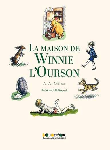 La Maison de Winnie l'ourson d'AA Milne Maison10