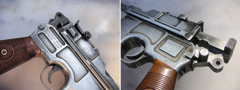 Mes répliques - Page 2 Mauser11