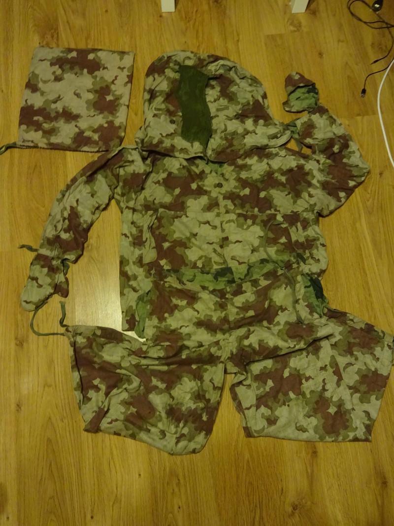 Summer camouflage oversuit with spots - variant 1 - 4 (Letní maskovací oděv se skvrnami - varianta 1 - 4) Dsc02118