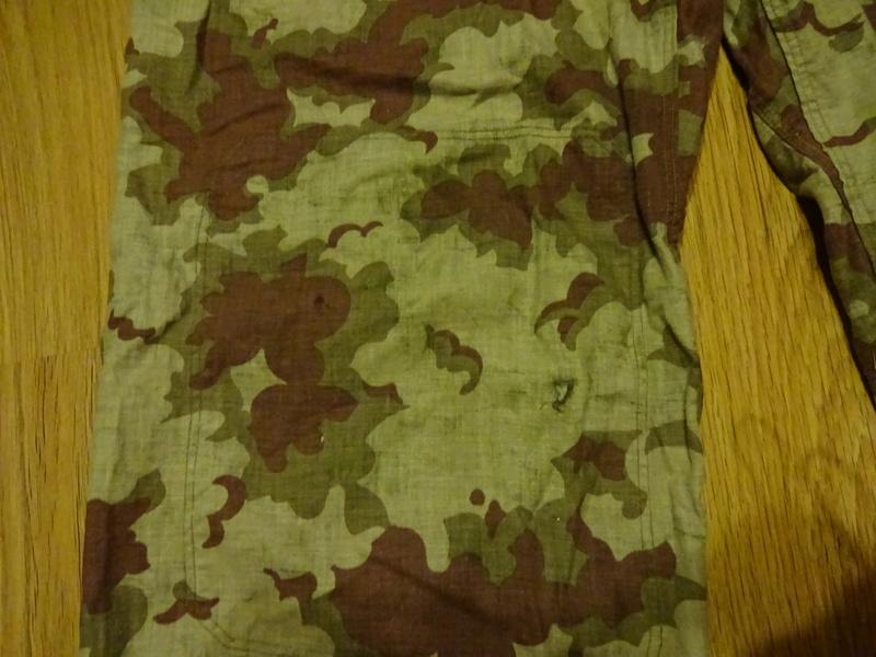 Summer camouflage oversuit with spots - variant 1 - 4 (Letní maskovací oděv se skvrnami - varianta 1 - 4) Dsc02119