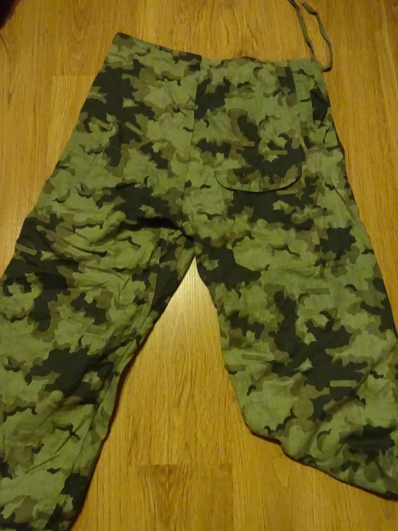 Summer camouflage oversuit with spots - variant 1 - 4 (Letní maskovací oděv se skvrnami - varianta 1 - 4) Dsc02121