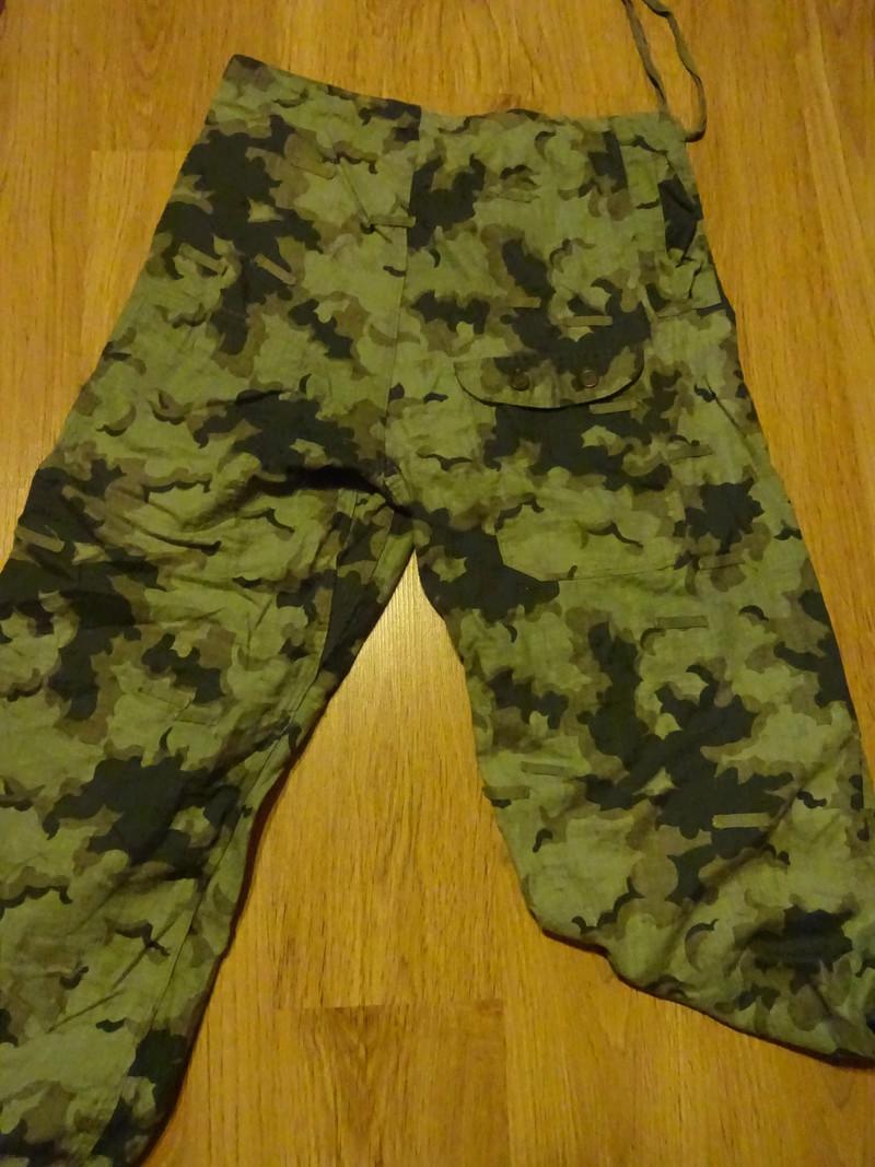 Summer camouflage oversuit with spots - variant 1 - 4 (Letní maskovací oděv se skvrnami - varianta 1 - 4) Dsc02123
