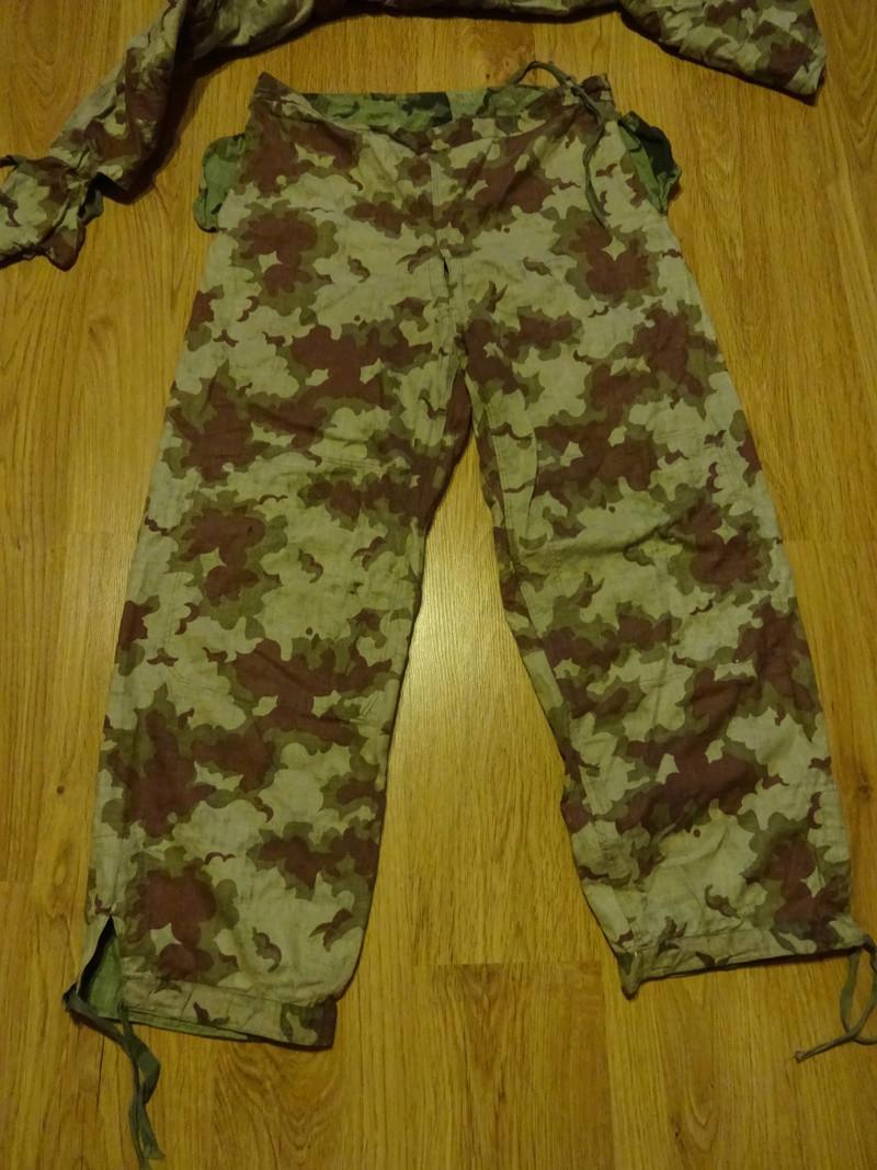 Summer camouflage oversuit with spots - variant 1 - 4 (Letní maskovací oděv se skvrnami - varianta 1 - 4) Dsc02124