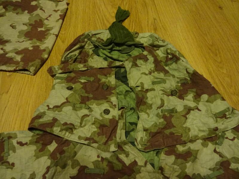 Summer camouflage oversuit with spots - variant 1 - 4 (Letní maskovací oděv se skvrnami - varianta 1 - 4) Dsc02125