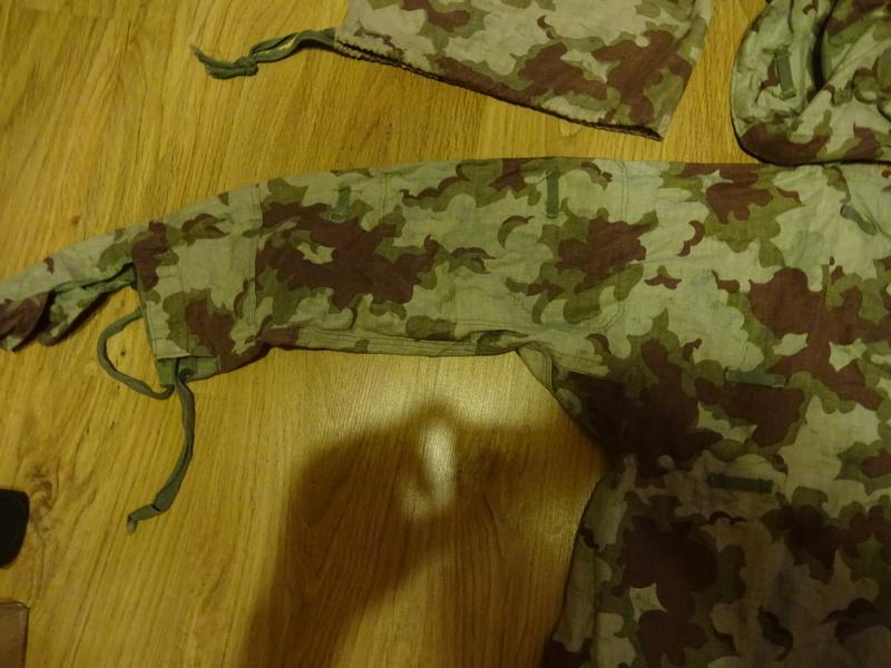 Summer camouflage oversuit with spots - variant 1 - 4 (Letní maskovací oděv se skvrnami - varianta 1 - 4) Dsc02212