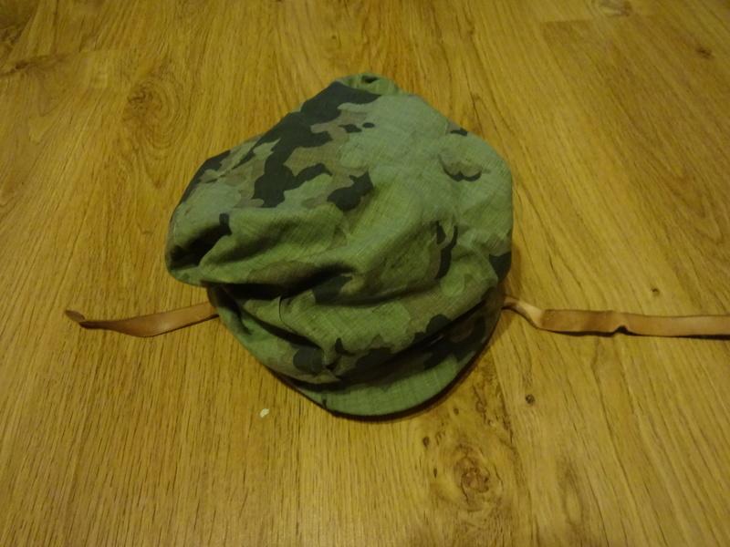 Summer camouflage oversuit with spots - variant 1 - 4 (Letní maskovací oděv se skvrnami - varianta 1 - 4) Dsc02216