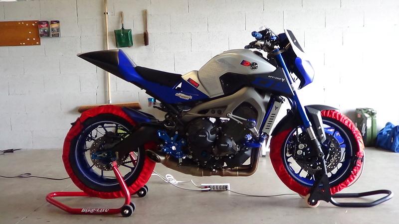 Photos de toutes les Yamaha MT-09 du forum ! :) - Page 22 Dsc01819