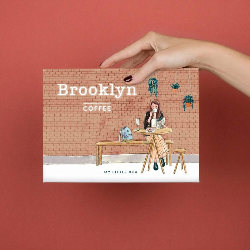 "[Octobre 2016] My Little Box ""Brooklyn Box""   14522710"