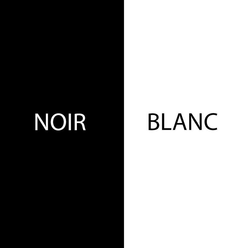 plaisir en noir et blanc Noir-e10
