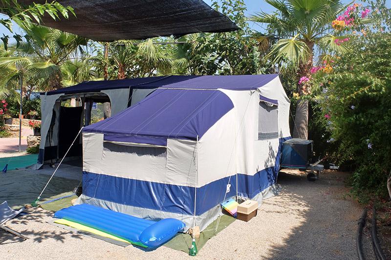 Caravane pliante RACLET Solena Mon avis d'utilisateur Dscf0510