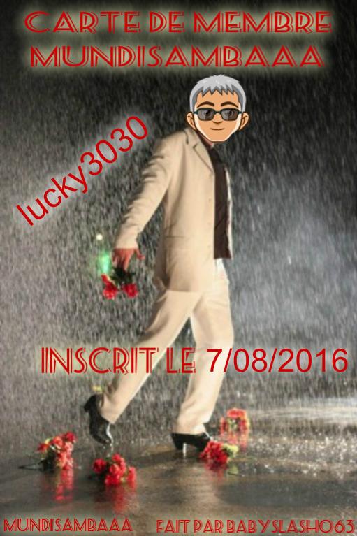 carte de membre lucky3030 Carte_11