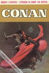 Las novelas de Conan. Ediciones españolas 0110