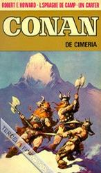 Las novelas de Conan. Ediciones españolas 0211