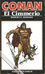Las novelas de Conan. Ediciones españolas 0213