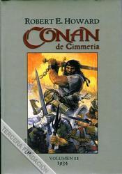 Las novelas de Conan. Ediciones españolas 0215