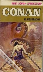 Las novelas de Conan. Ediciones españolas 0410