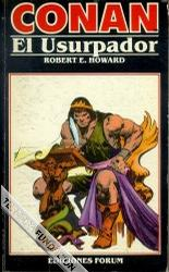 Las novelas de Conan. Ediciones españolas 0812