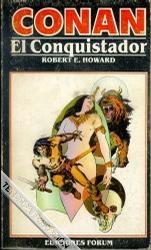 Las novelas de Conan. Ediciones españolas 0912