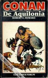 Las novelas de Conan. Ediciones españolas 1112