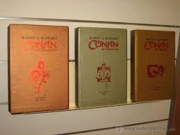 Las novelas de Conan. Ediciones españolas Baixa10