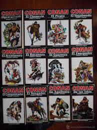 Las novelas de Conan. Ediciones españolas Images10