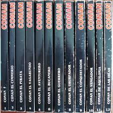 Las novelas de Conan. Ediciones españolas Images11