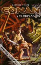 Las novelas de Conan. Ediciones españolas X10