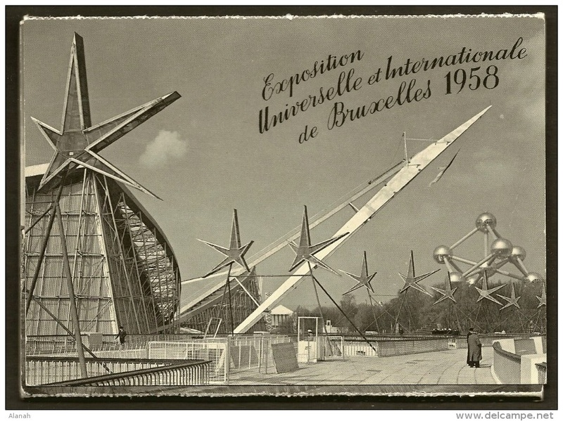 Exposition Universelle 1958 Bruxelles - Page 2 023_0010