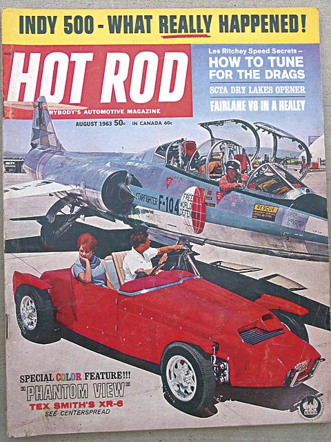 Tex Smith's Hot Rod XR-6 0302sr10