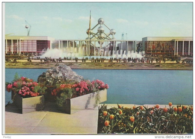 Exposition Universelle 1958 Bruxelles 082_0010