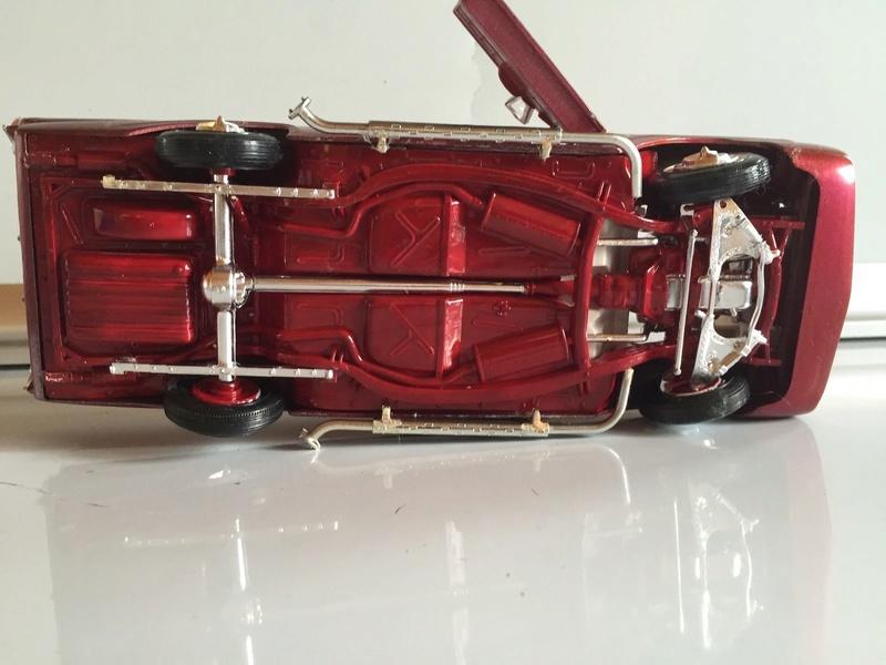 Vintage built automobile model kit survivor - Hot rod et Custom car maquettes montées anciennes - Page 6 1020