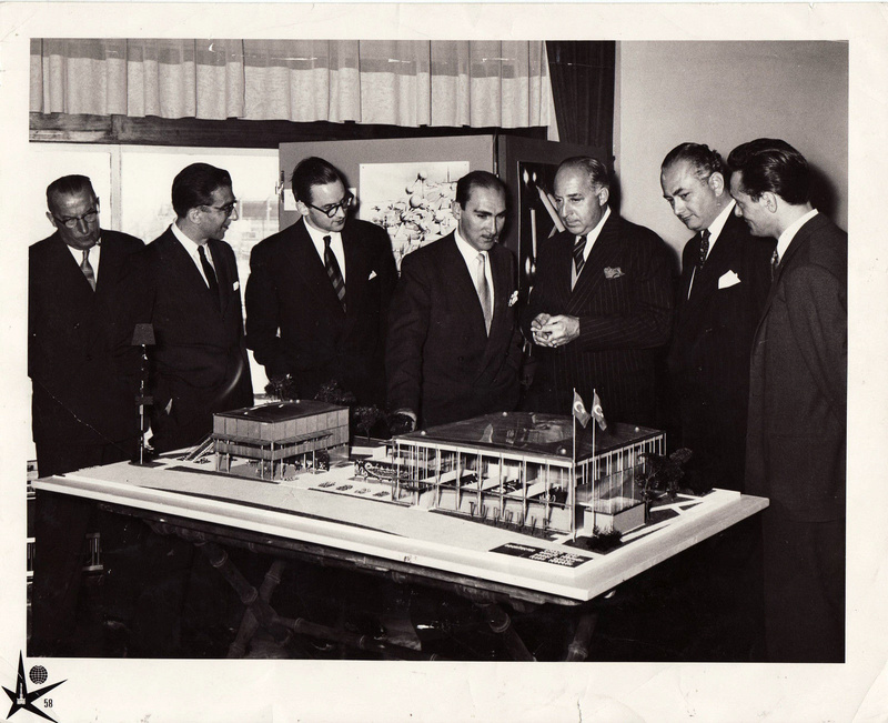 Exposition Universelle 1958 Bruxelles 1110