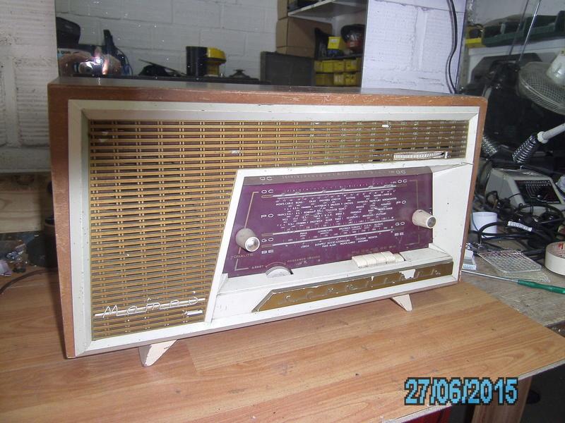 Radio Schneider 1114
