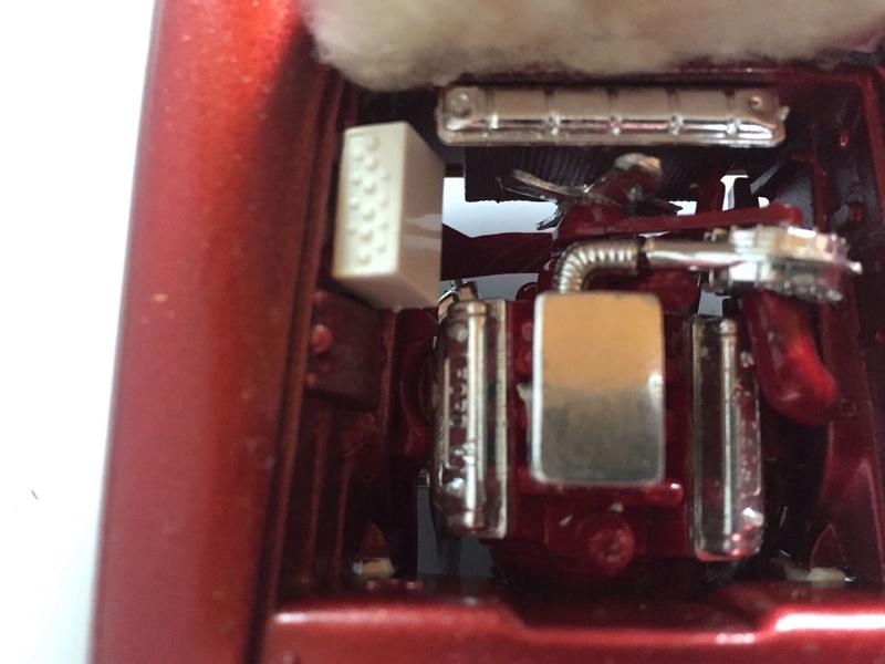 Vintage built automobile model kit survivor - Hot rod et Custom car maquettes montées anciennes - Page 6 1117