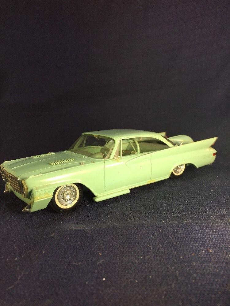 Vintage built automobile model kit survivor - Hot rod et Custom car maquettes montées anciennes - Page 6 121