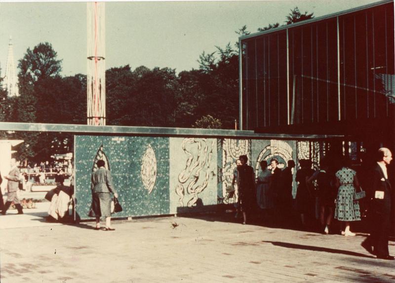 Exposition Universelle 1958 Bruxelles 1210