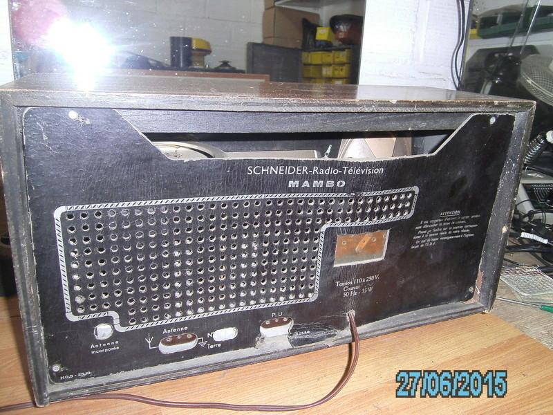Radio Schneider 1214