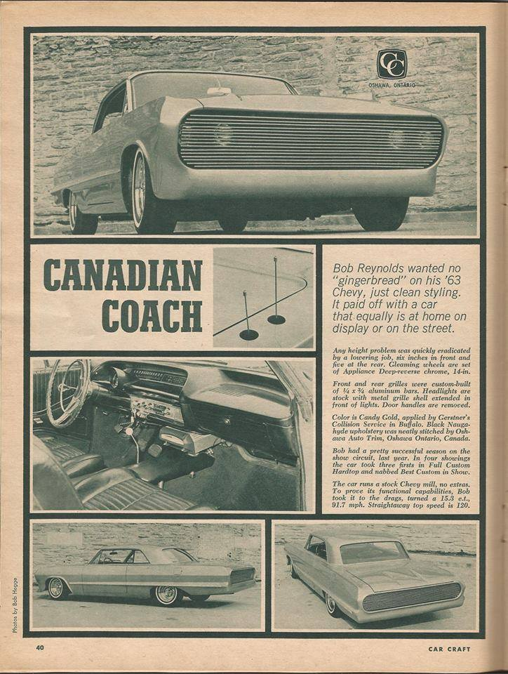 Chevrolet 1961 - 64 custom and mild custom - Page 4 13138810