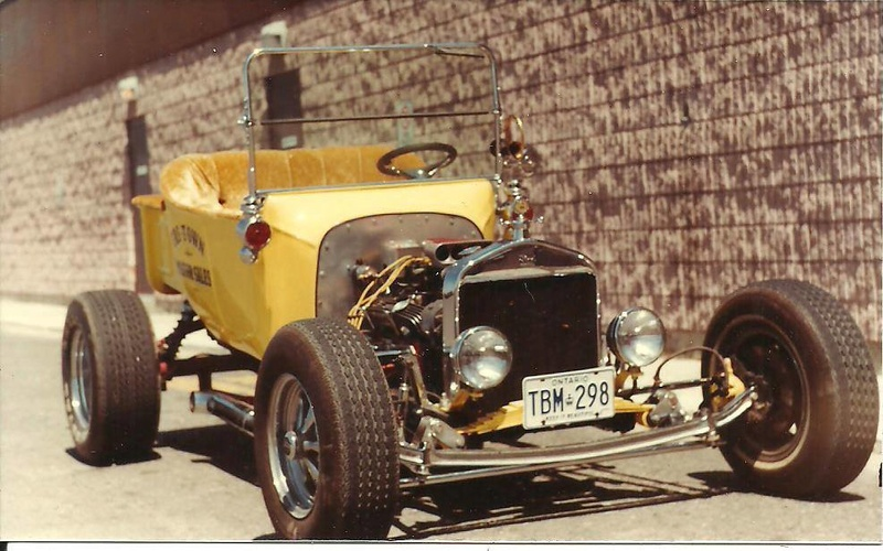 "Hot rod in street - Vintage pics - ""Photos rétros"" -  - Page 6 13246310"