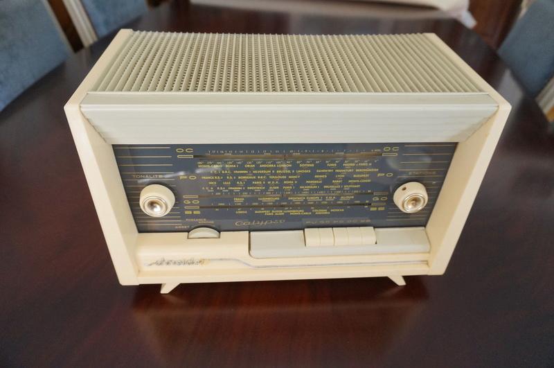 Radio Schneider 134