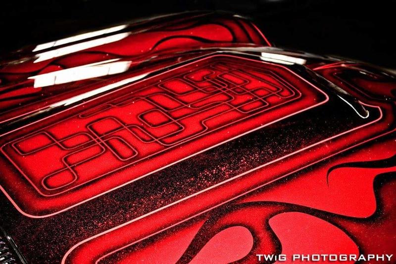 Ford Thunderbird 1958 - 1960 custom & mild custom - Page 3 14125110