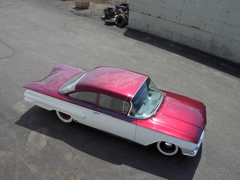 Chevy 1960 custom & mild custom - Page 5 14223610