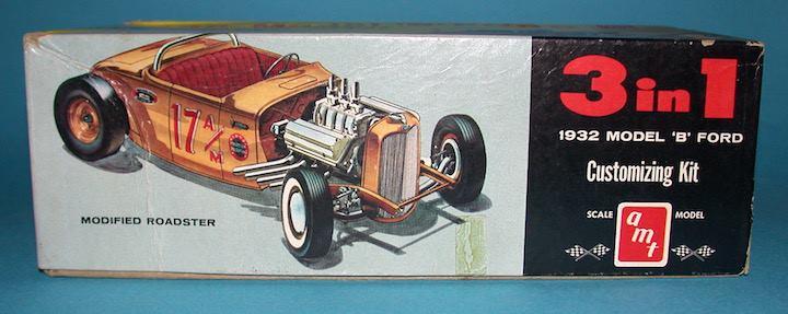 Vintage built automobile model kit survivor - Hot rod et Custom car maquettes montées anciennes - Page 6 14225310