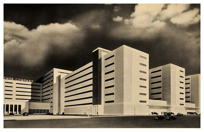 Ad Austin Engineers Ad. industrial architecture images 14249910