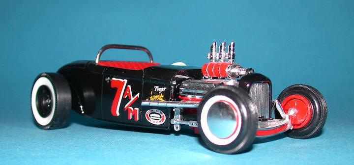 Vintage built automobile model kit survivor - Hot rod et Custom car maquettes montées anciennes - Page 6 14291710